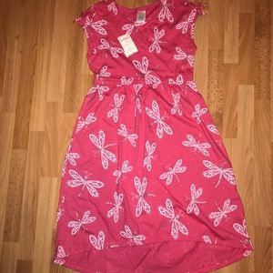 Gymboree Outlet Butterfly Dress Size 8